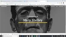 Materiales a examen: El monstruo de Mary Shelley